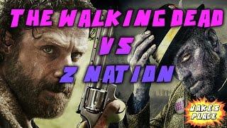 THE WALKING DEAD vs Z NATION