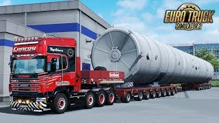 ✅ BIGGEST Trailer in Euro Truck Simulator 2 EVER!