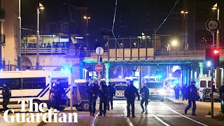 Main suspect in Strasbourg attack has been killed by French police