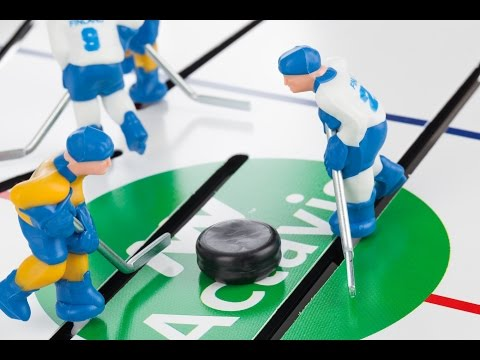 Настольный хоккей.Спорт Мастер. Швеция-Финляндия