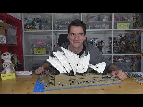 LEGO® Creator Expert 10234 - Sydney Opera House