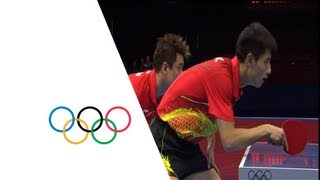 Repeat youtube video China Win Men's Team Table Tennis Gold - London 2012 Olympics
