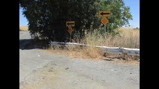 Three Zodiac Serial Killer Northern California Murder Sites