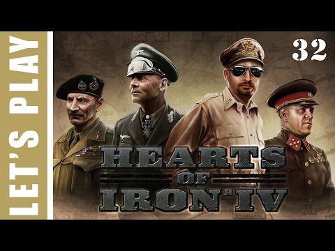 Hearts of Iron IV Germany Wins World War 2 Let's Play Final