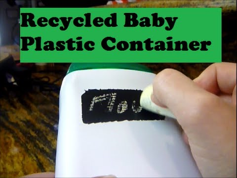 baby-rice-holder- -plastic-container-with-chalk-board-paint