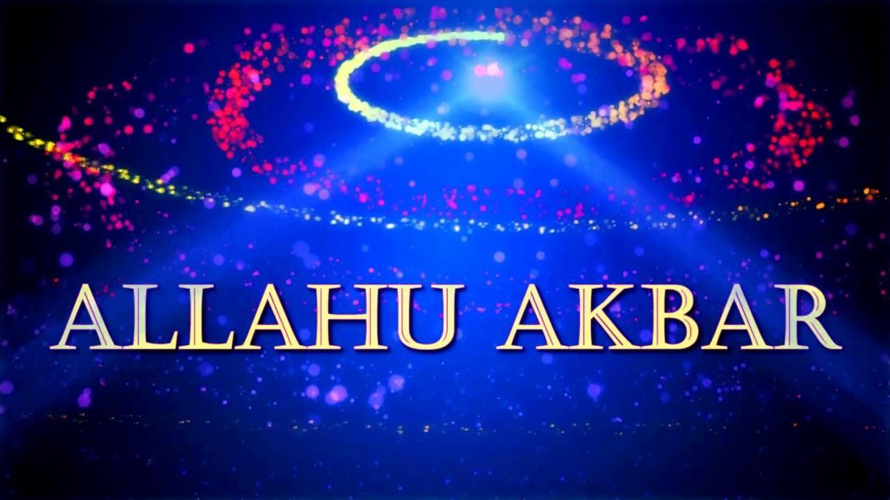 Allah Akbar Musique allahu akbar   takbeer   tasbih : mr. sadruddin virani [english