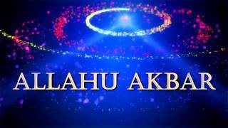 Allahu Akbar | Takbeer | Tasbih : Mr. Sadruddin Virani [English & Gujarati translation]