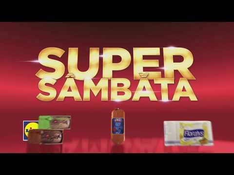 Super Sambata la Lidl • 4 Noiembrie 2017