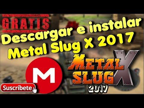 metal slug x descargar juego gratis