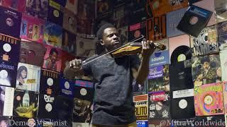 Unforgettable (cover) - Demola the Violinist