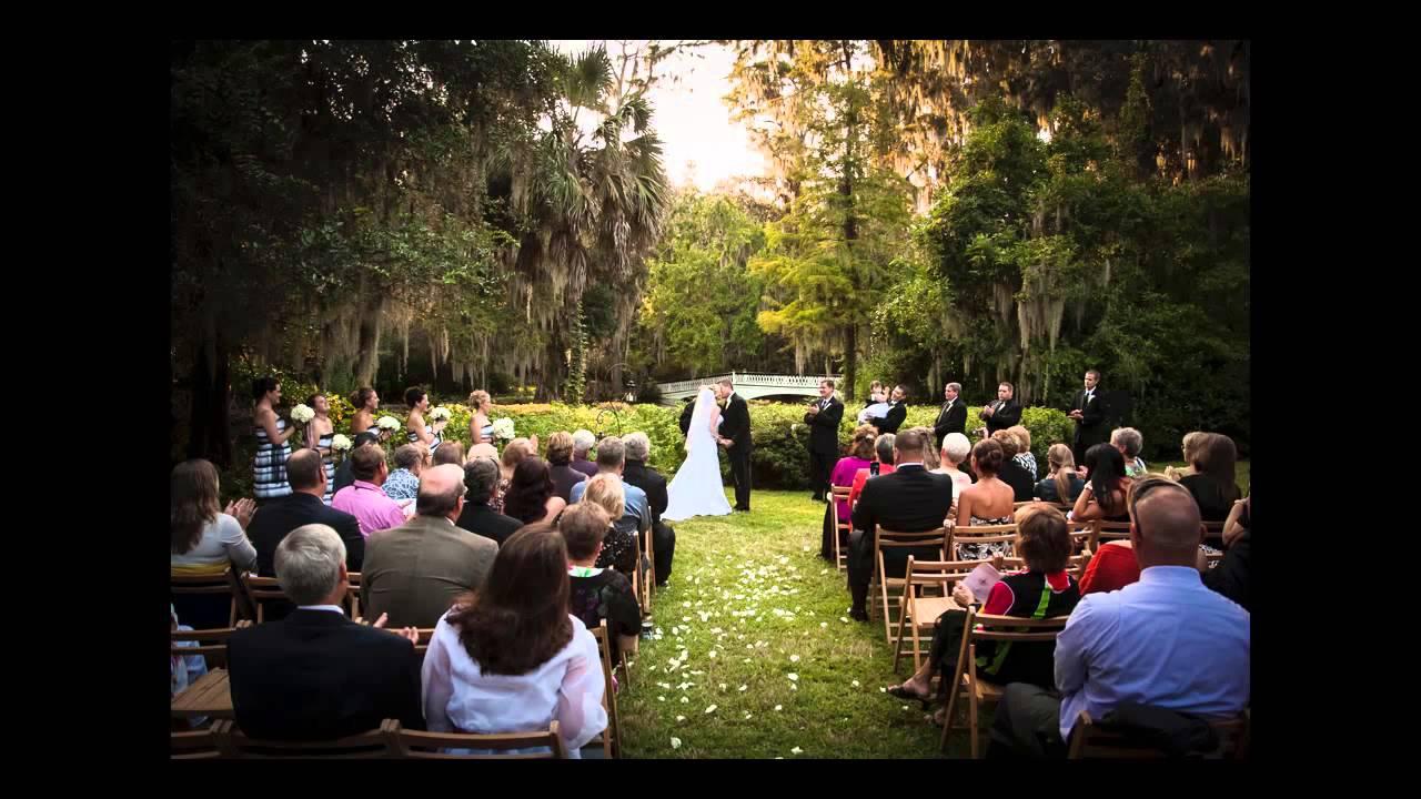 Magnolia plantation and gardens wedding charleston sc for Affordable wedding photography charleston sc