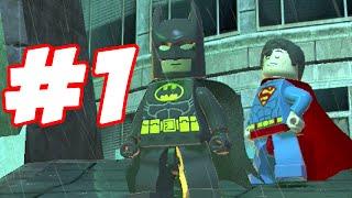 LEGO Batman 2 - LEGO BRICK ADVENTURES - PART 1