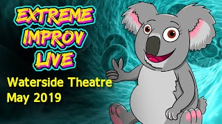 Extreme Improv Full Show Aylesbury Waterside Theatre May 4th 2019