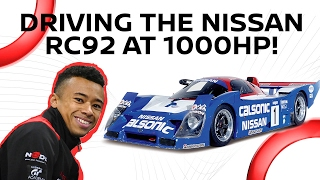 Driving the R92CP at 1000HP!! Reaction & Onboard!!! thumbnail