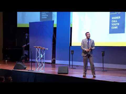 Dave Delaney: Youth Conference 2018 Thursday Morning Session