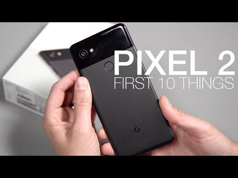 Pixel 2 & Pixel 2 XL: First 10 Things to Do!