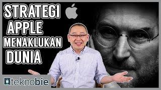 Gambar cover Bagaimana Strategi Apple Menaklukkan Dunia