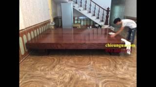 """VIDEO HÌNH ẢNH SẬP GỖ / PHẢN GỖ CHỈ CÓ TẠI xưởng gỗ """"VĂN BA GỖ TO"""" HÀ NAM"""
