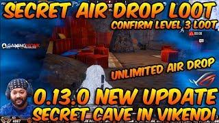 0.13.0 NEW UPDATE   VIKENDI CAVE   AIR DROPS