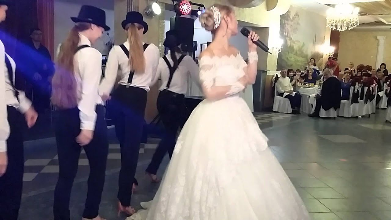 Песни для невесты на свадьбу от жениха