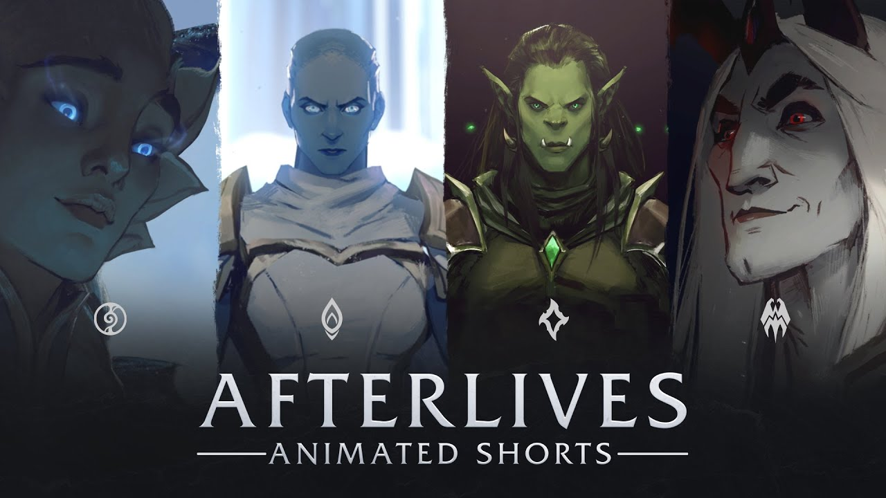 Shadowlands Afterlives: Animated Series Trailer thumbnail