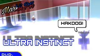 I DESTROYED THEM ALL WITH MY ULTRA INSTINCT! | Roblox: Super Saiyan Simulator 2 (Tagalog)