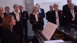 Seniorkoret   Nordnorsk julesalme