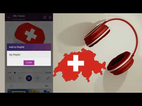Radio Swiss FM: Switzerland Radio Stations