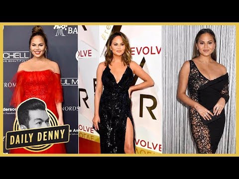 John Legend and Chrissy Teigen Expecting A Baby Boy! How Her Fashion Hid The Bump | Daily Denny