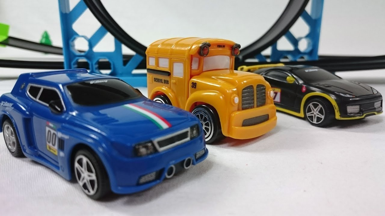 Giochi Per Bambini Con Le Macchine Speedy E Bussy Nuovi Episodi