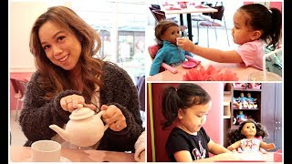 REAL LIFE DATE WITH THE DOLLS! - January 12, 2018 -  ItsJudysLife Vlogs