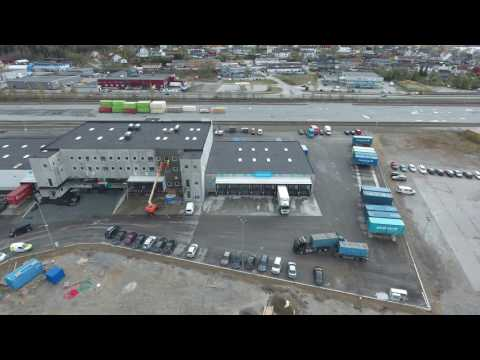 Posten og Brings Helgelandsterminal