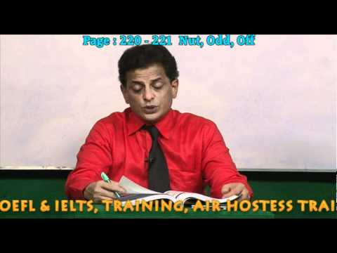 ENGLISH GRAMMAR TRAINING INSTITUTE IN CHENNAI - ENGLISH GRAMMAR LEVEL-5 59 PH:9840749872 from YouTube · High Definition · Duration:  29 minutes 1 seconds  · 115 views · uploaded on 08.04.2014 · uploaded by raja manickam