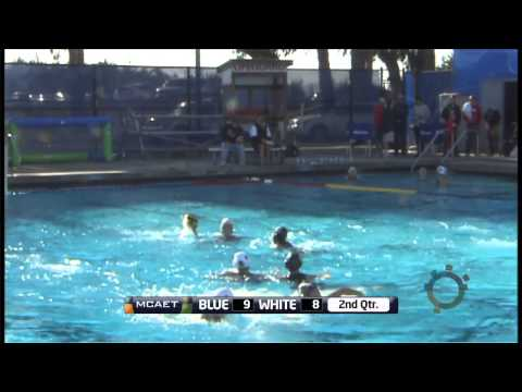 Girls Monterey Bay League All-Star Water Polo Shootout
