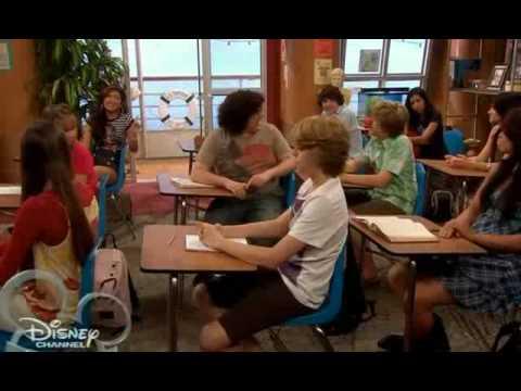 La Vie de Croisière de Zack et Cody.2x22.Marriage.101 3/3 poster