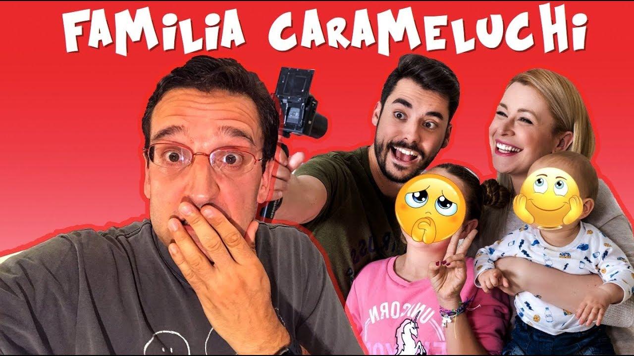 FAMILIA CARAMELUCHI / Mi opinión YouTube