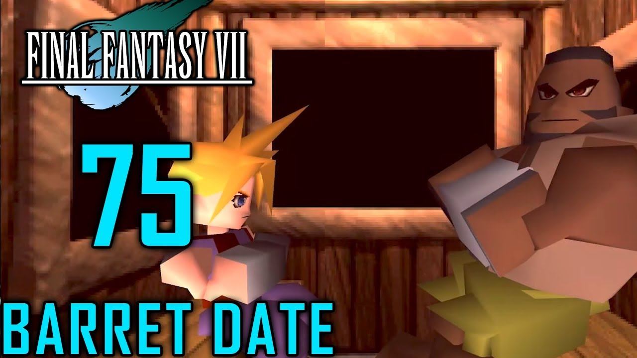 FFVII dating yuffie