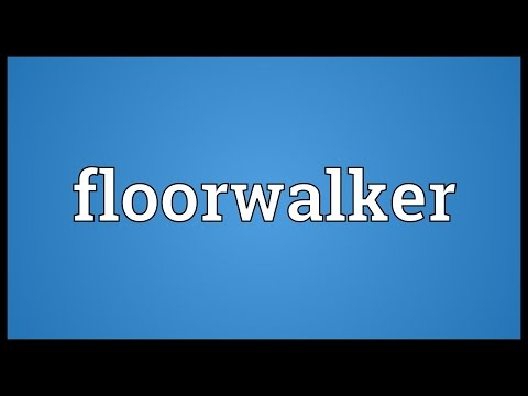 Header of floorwalker