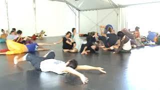 Ibiza Contact Improvisation Festival August September 2010   31 08 2010 17 00   Class   Robert