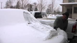 Illinois Snow We Just Love the Snow