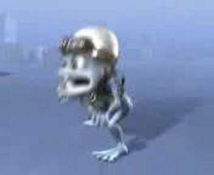 Video Ringtone - Crazy Frog