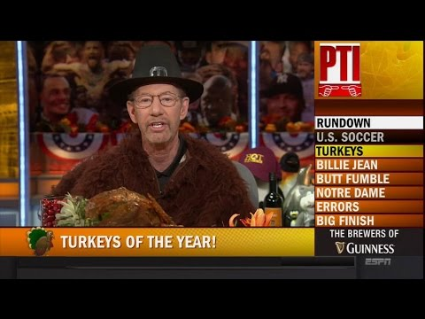 PTI's Turkeys of the Year for 2016