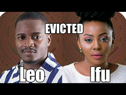Download Bbnaija 2018: double wahala day 42 eviction show! Leo and Ifu evicted!