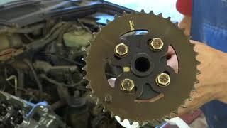 Рабочий день. Сборка двигателя М43 BMWE36 + Первый запуск