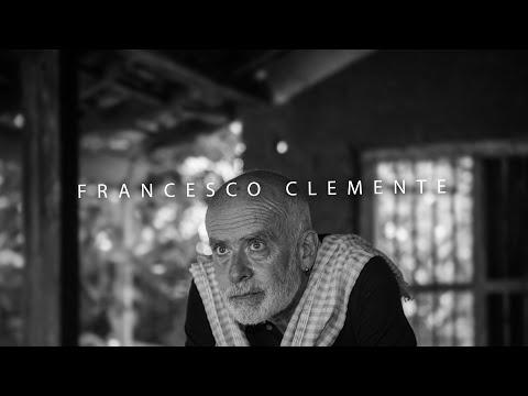 Artist Interview: Francesco Clemente | Kochi-Muziris Biennale 2014