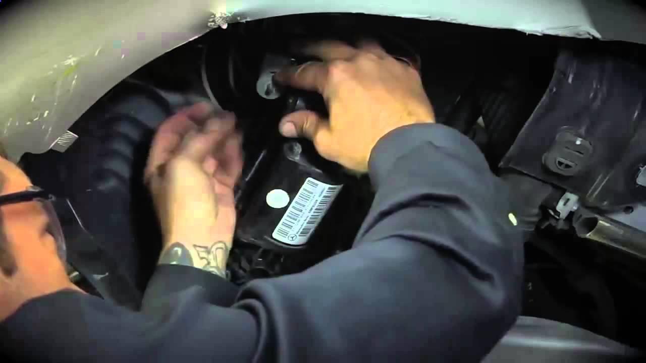 Компрессор пневмоподвески Mercedes Benz E класс W211 P2192