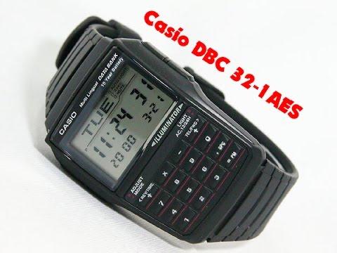 dd1922f55d1 Casio DBC 32-1AES - Prima parte - - YouTube
