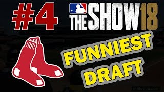 FUNNIEST DRAFT NAME OF ALL TIME | BOSTON RED SOX FRANCHISE EPISODE 4