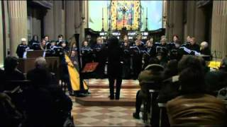 B. Britten: Deo Gracias (Ceremony of Carols) Coro Gazzotti