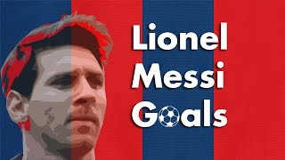 Lionel Messi Goals: 10 moments of genius - is Messi the Best in the World?